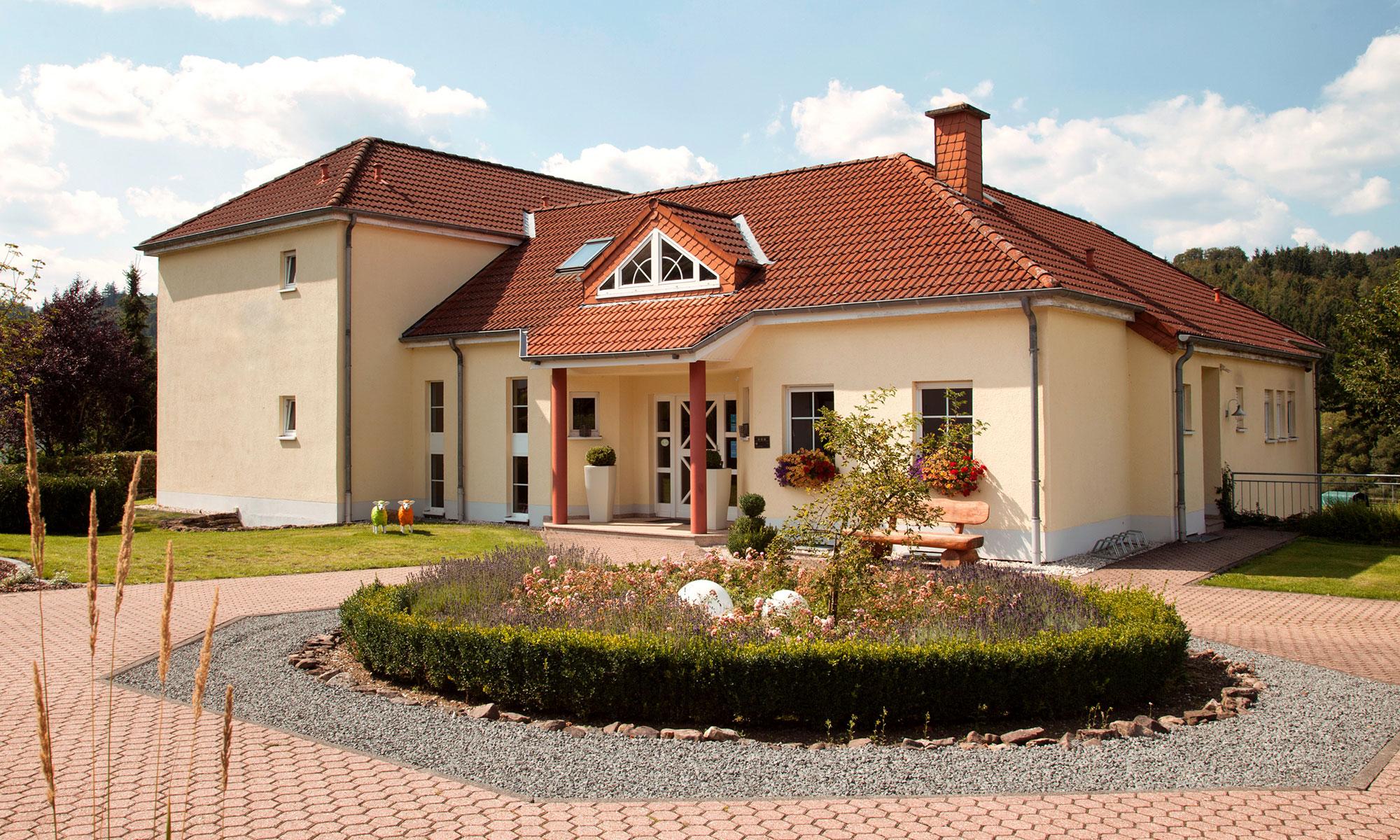Das Landhaus - Ihre Wellness Farm in Prüm