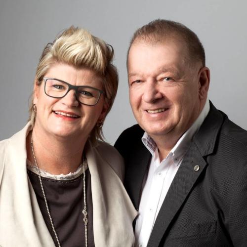 Manuela Adams & Georg Roggendorf